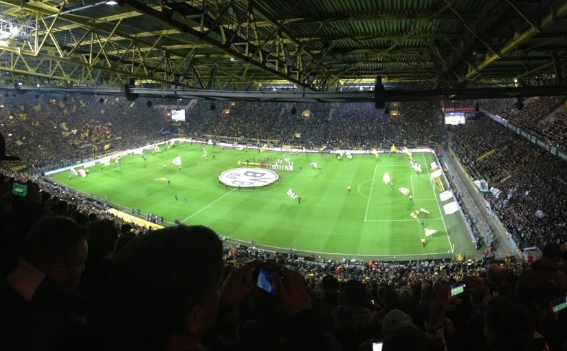 Borussia Dortmund – Borussia Mönchengladbach 09.11.2014