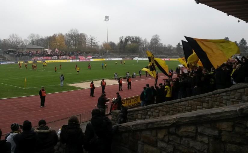 BVB – TSG 1899 Hoppstadt  und BVB Amateure – FC Rot-Weiß Erfurt  05.12.2014-06.12.2014