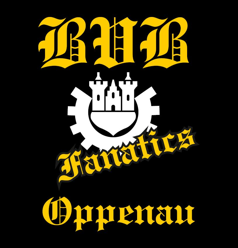 BVB Fanatics Oppenau Logo neu