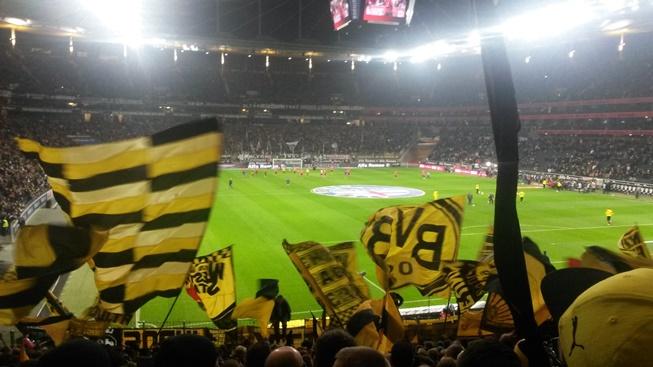 SG Eintracht Frankfurt – Borussia Dortmund 30.11.2014
