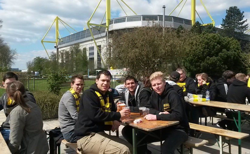 Borussia Dortmund – SC Paderborn 07 am 18.04.2015