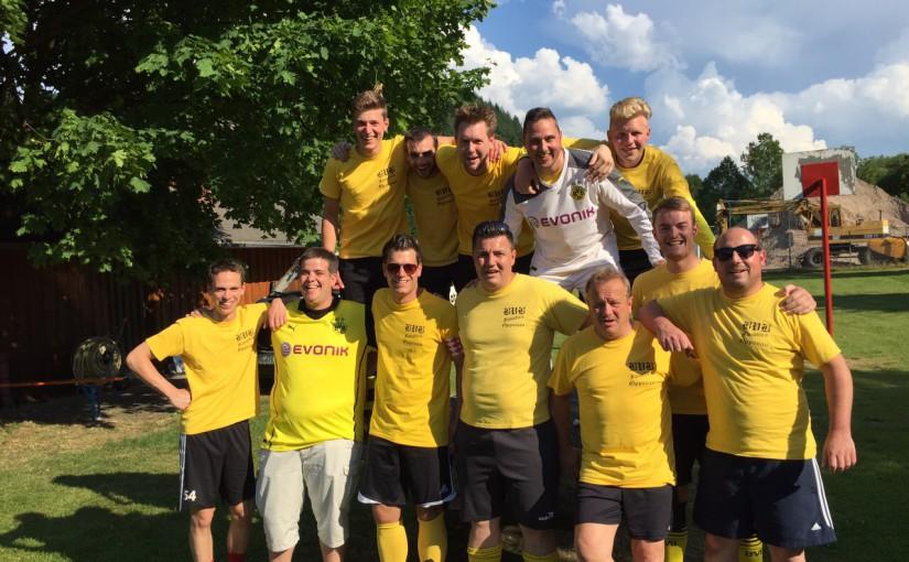 Elfmeter-Turnier Sportfest TuS Oppenau 2015