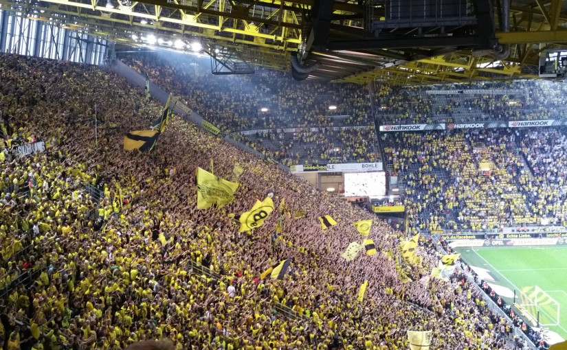 Saisonauftakt 2015/16 Borussia Dortmund – BMG
