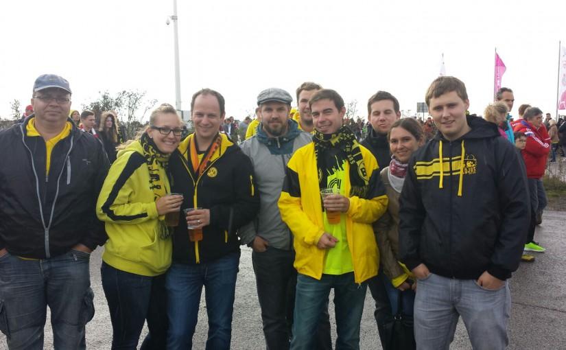 FC Bayern München – Borussia Dortmund am 04.10.2015