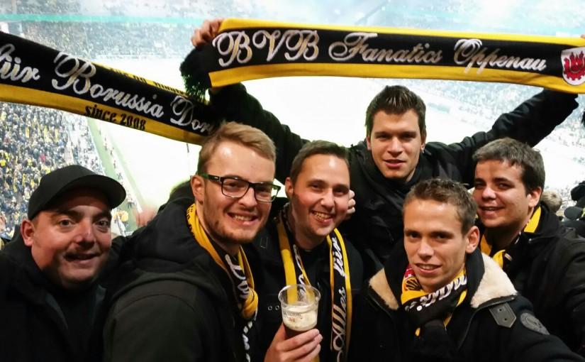 DFB-Pokal 2. Hauptrunde am 28.10.2015