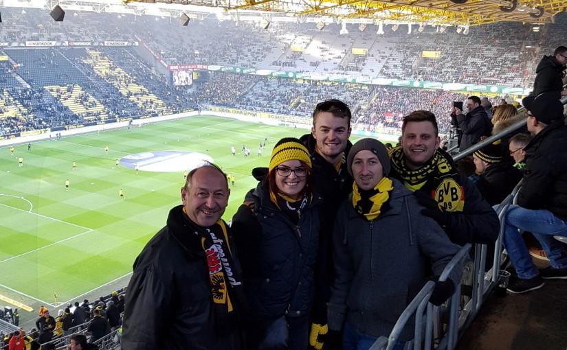 """You'll never walk alone"" – Der 1. FSV Mainz 05 zu Gast in Dortmund am 13.03.2016"