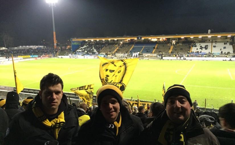 Darmstadt 98 gegen den BVB – ein Ausflug in die Fussballromantik
