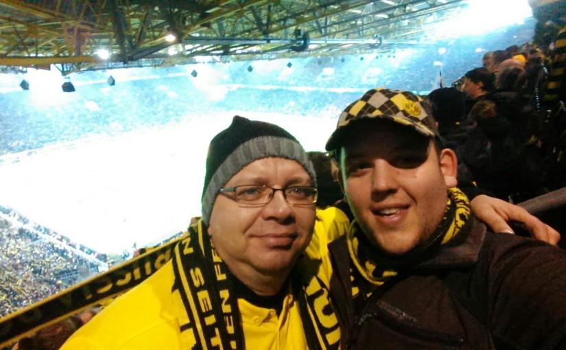 Heimspiel gegen München am 05.03.2016