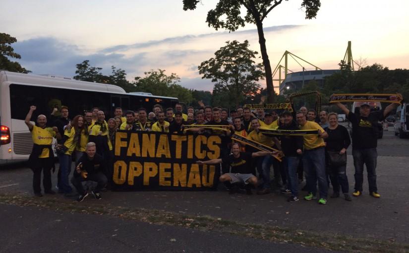Busfahrt gegen den Sportclub am 23.09.2016