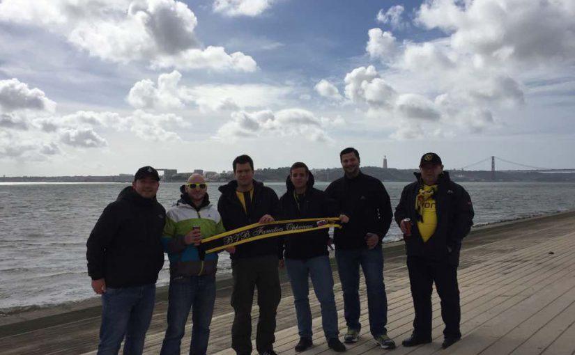 Auswärts in Lissabon vom 13.02.2017 – 15.02.2017