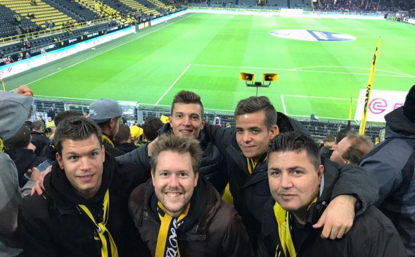 Heimspiel gegen Bayern am 03.+01.11.2017