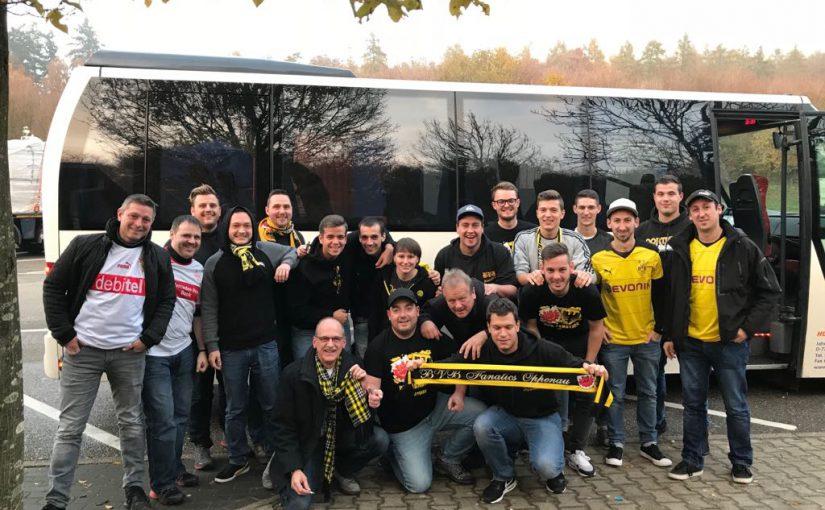 Niederlage in Stuttgart am 17.11.2017