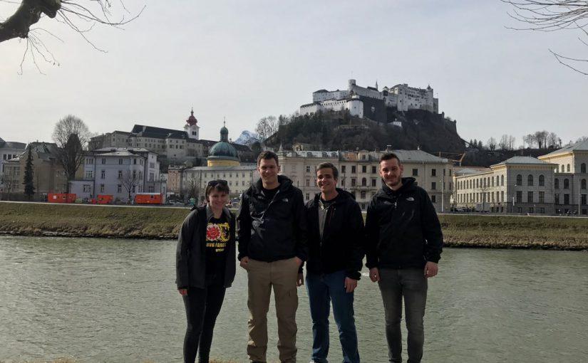 Auswärts in Salzburg 15.03.2018 – 16.03.2018