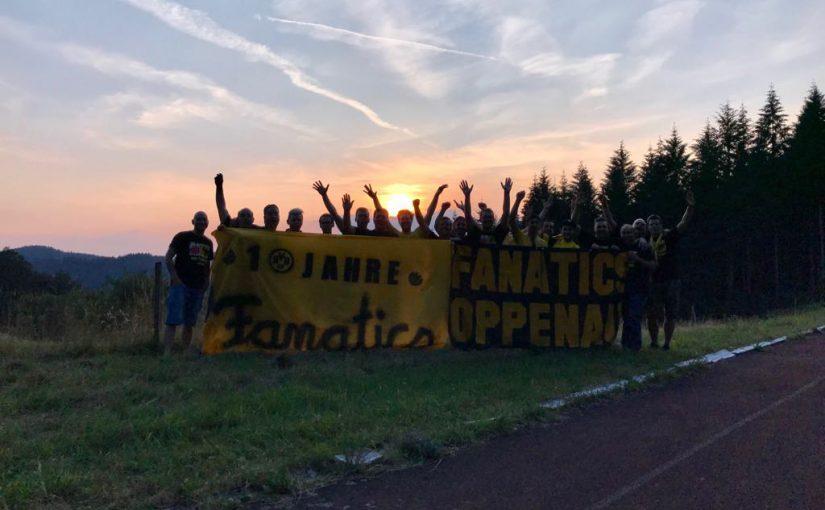 10 Jahre BVB Fanatics Oppenau