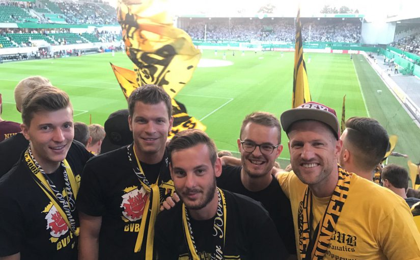 Pokal-Krimi in Fürth am 20.08.2018