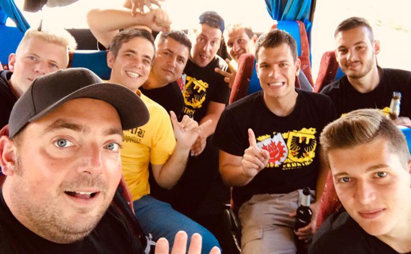 Busfahrt nach Sinsheim am 22.09.2018