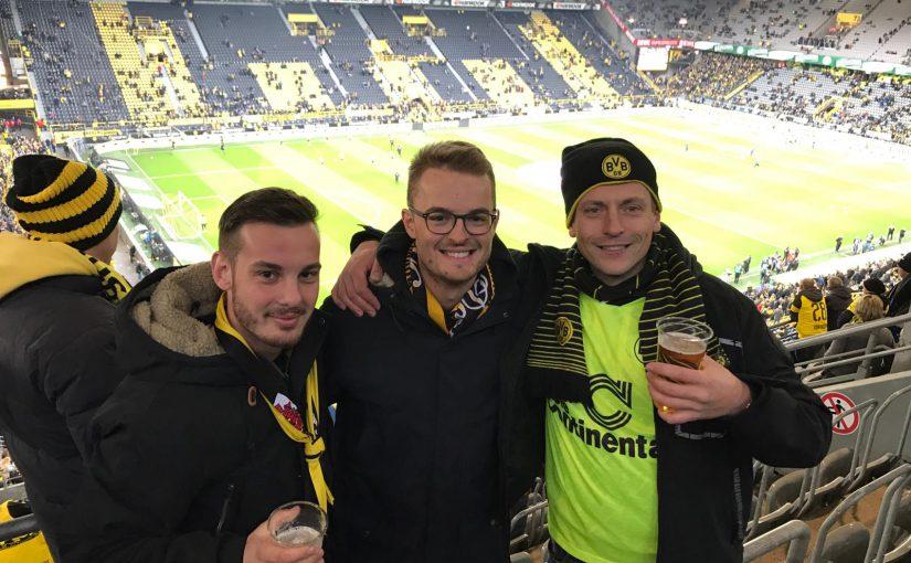 Heimsieg gegen Freiburg am 01.12.2018