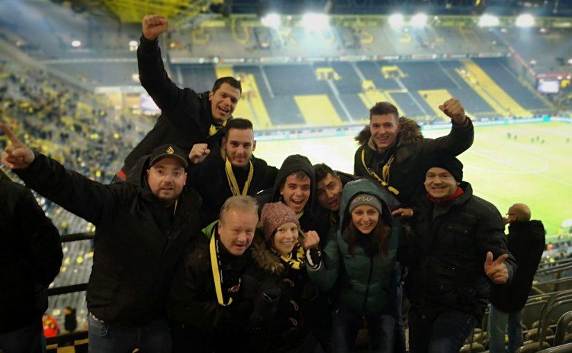 Herbstmeister gegen Bremen am 15.12.2018