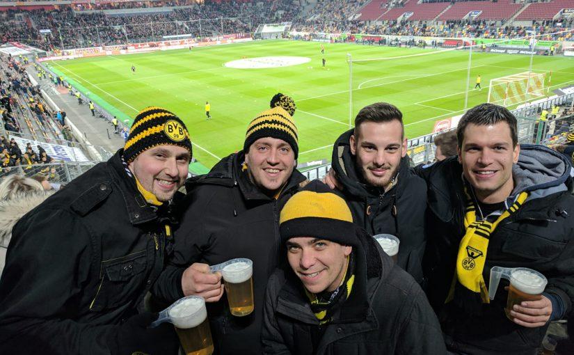 Niederlage in Düsseldorf am 18.12.2018
