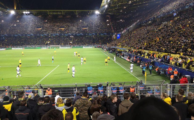 Heimspiel gegen Tottenham am 05.03.2019