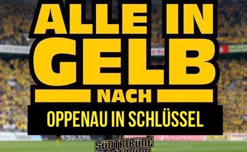 Wir sind stolz auf dich Borussia!