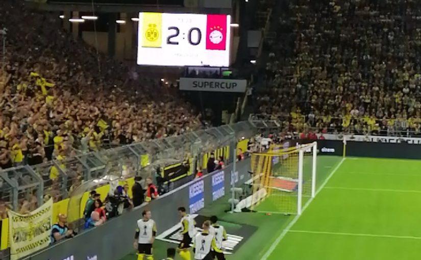 Chips-Cup-Sieger 2019 – Borussia Dortmund!