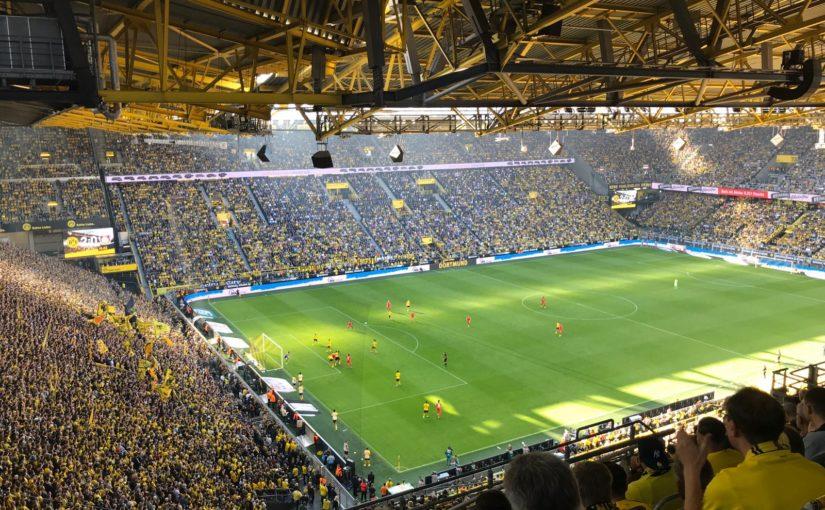 Heimsieg gegen Leverkusen am 14.09.2019