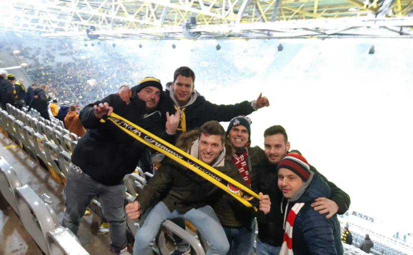 Heimsieg gegen Köln am 24.01.2020