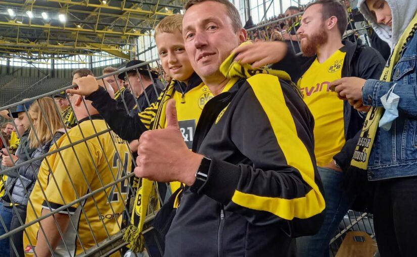 Heimspiel gegen Augsburg am 02.10.2021